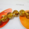 สร้อยข้อมืออำพันโปแลนด์ (Amber Bracelet)