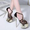 รองเท้าส้นสูงแบบสวยสีดำ ไซต์ 34-40