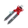 Soil Moisture Sensor V2 for Arduino Red PCB KEYS