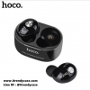 Hoco ES10 หูฟังบลูทูธไร้สาย True Wireless Earphone พร้อมตลับชาร์จ แท้ สำเนา