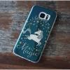 Samsung Galaxy S7 - เคส TPU เงาวับ ลายการ์ตูน ม้ายูนิคอน