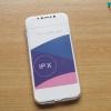 iPhone X - เคสใส ประกบ TPU