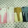 iPhone 5 / 5s / SE - เคสซิลิโคน ช้าง Elephant (ตั้งได้)