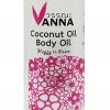 น้ำมันมะพร้าวสกัดเย็น สำหรับบำรุงผิว ผสมกลิ่นดอกไม้และผลไม้นานาชนิด (สีชมพู) กลิ่นโทนหอมหวาน Body oil coconut oil - happy in bloom Pink (สินค้ามีจำนวนจำกัด)