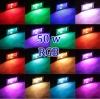 สปอร์ตไลท์ LED 50 w (RGB)