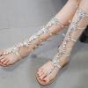 รองเท้าส้นแบนแบบหรู ไซต์ 34-46