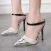 รองเท้าส้นสูงแบบสวมปลายแหลม ไซต์ 35-40
