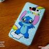 Samsung Galaxy A7 - เคส Face Idea ลายสติชเต็มตัว Stitch