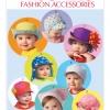 แพทเทิร์นตัดหมวกเด็ก McCall's M6976 size: S-M-L-XL