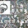 NC096 ผ้าพันคอลายเพลสลี่หยดน้ำ ผืนใหญ่ใช้คาดหัว พันคอ