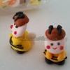 ตุ๊กตาไอซิ่งรูปผึ้ง Honey Bee ( 20 ชิ้น )
