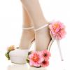 รองเท้าเจ้าสาวแต่งดอกไม้ ไซต์ 34-39