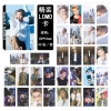 Lomo card set BTS Dicon - Rap monster (30pc)