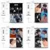 ไวนิลแขวนผนัง BTS LOVE YOURSELF #Tear -ระบุสมาชิก-