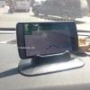 Car Holder - ที่วางมือถือในรถ แบบวางหน้าคอนซอล (เล็ก)