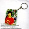 016-มิกซ์รูปสกรีนพวงกุญแจสี่เหลี่ยม 46x68mm