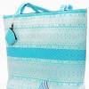 ของขวัญให้ผู้ใหญ่ กระเป๋าถือ size XXL แบบ 91 สีฟ้า