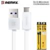 สายชาร์จ Remax RT-C1 100cm (USB Type-C / Android) แท้