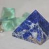 ปิรามิดโซดาไลต์ ( Sodalite Pyramis )
