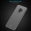 Samsung S9 - เคสขุ่นสุดบาง ผิวด้าน BASEUS Wing Case แท้