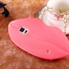 Samsung Galaxy Note3 - Pink Mouse Case เคสรูปปาก (หลายสี)