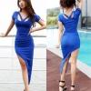 Sexy Dress 102 น้ำเงิน