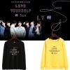 เสื้อแขนยาว BTS LOVE YOURSELF Tear Logo -ระบุสี/ไซต์-