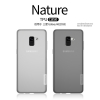 Samsung A8 2018 - เคสใส Nillkin Nature TPU CASE สุดบาง แท้