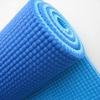 เสื่อโยคะ ขนาด 6 มิลลิเมตร สีฟ้าเข้ม แถม สายรัด+กระเป๋า