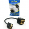 VGA Splitter Cable 1 Male to 2 Female