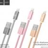 สายชาร์จ HOCO X2 RAPID CHARGING Cable 1M (iPhone iPad iPod / lightning port) แท้