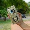The EYE Case เคสขนตาฟรุ้งฟริ้ง สีทอง - iPhone 6 PLUS