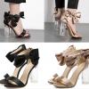 รองเท้าแฟชั่น ไซต์ 35-40 สีดำ/ทอง