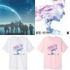 เสื้อยืด BTS FACE YOURSELF Logo -ระบุสี/ไซต์-