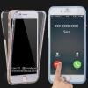 iPhone 4, 4s - เคสใส ประกบ TPU