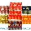 ของขวัญให้ผู้ใหญ่ กระเป๋าสตางค์ลายไทย (แพ็ค 10 ชิ้น คละสี) แบบ 6