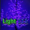 ไฟต้นไม้ ซากุระ 1.5 m 480 led สีฟ้า