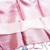 ผ้าพันคอผ้าไหม แบบ 7 สีม่วงไล่เฉดสี