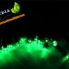 ไฟกระพริบโซล่าเซลล์ สีเขียว