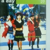 a day No.27 November 2002 ปก VJ( วิริฒิพา ภักดีประสงค์, เจนนี่ เออร์วิน, ณัฐฐาวีรนุช ทองมี และ พอลล่า เทเลอร์ )