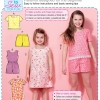 แพทเทิร์นตัดชุดเดรส เสื้อ กางเกง เด็กหญิง Mccalls 7377 Size: 3-4-5-6