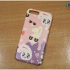 iPhone 8 Plus / 7 Plus - เคส TPU ลาย Bunny And Friends