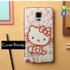 เคส Samsung Galaxy Note 4 : Hello Kitty