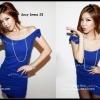 Sexy Dress 25 สีน้ำเงิน