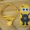 เคส minion 2ตา ตาดุ๊กดิ๊ก - iPhone 6