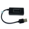 Charger Doctor USB Power Analyzer Version 2 รับไฟได้ 3-15V รองรับเทคโนโลยี Quick Charger 2.0