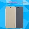 Samsung J6 2018 - เคสฝาพับ Nillkin Sparkle leather case แท้