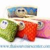 ของขวัญให้ผู้ใหญ่ กระเป๋าสตางค์ลายไทย (แพ็ค 12 ชิ้น คละสี ) แบบ 12