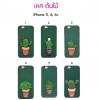 iPhone 6, 6s - เคสแข็งปิดขอบ ลายกระบองเพชร (Cactus)