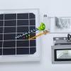 ไฟสปอร์ตไลท์โซล่าเซลล์ 5W SMD LED